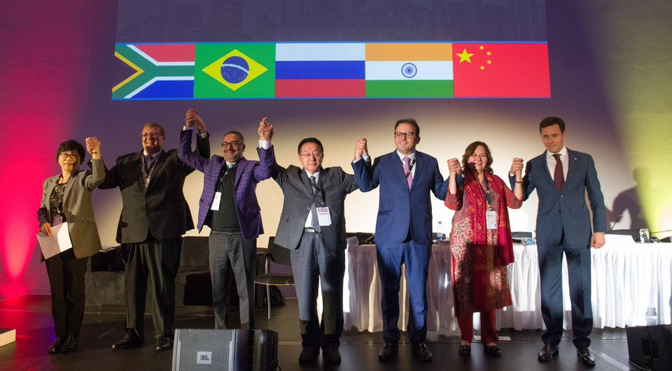 Heads of Delegation BRICS